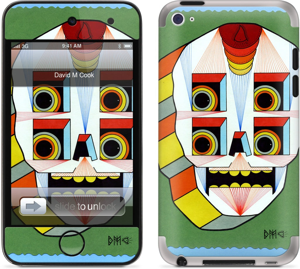 Ultra Pop iPod Skin