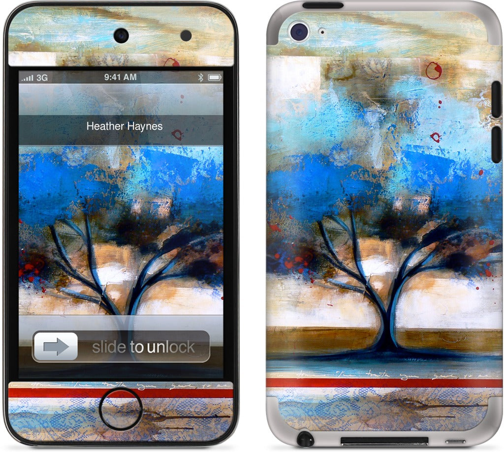 Rooted In Earth iPod Skin