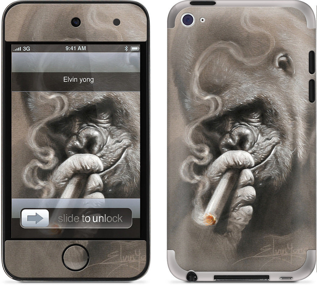 smokerilla iPod Skin