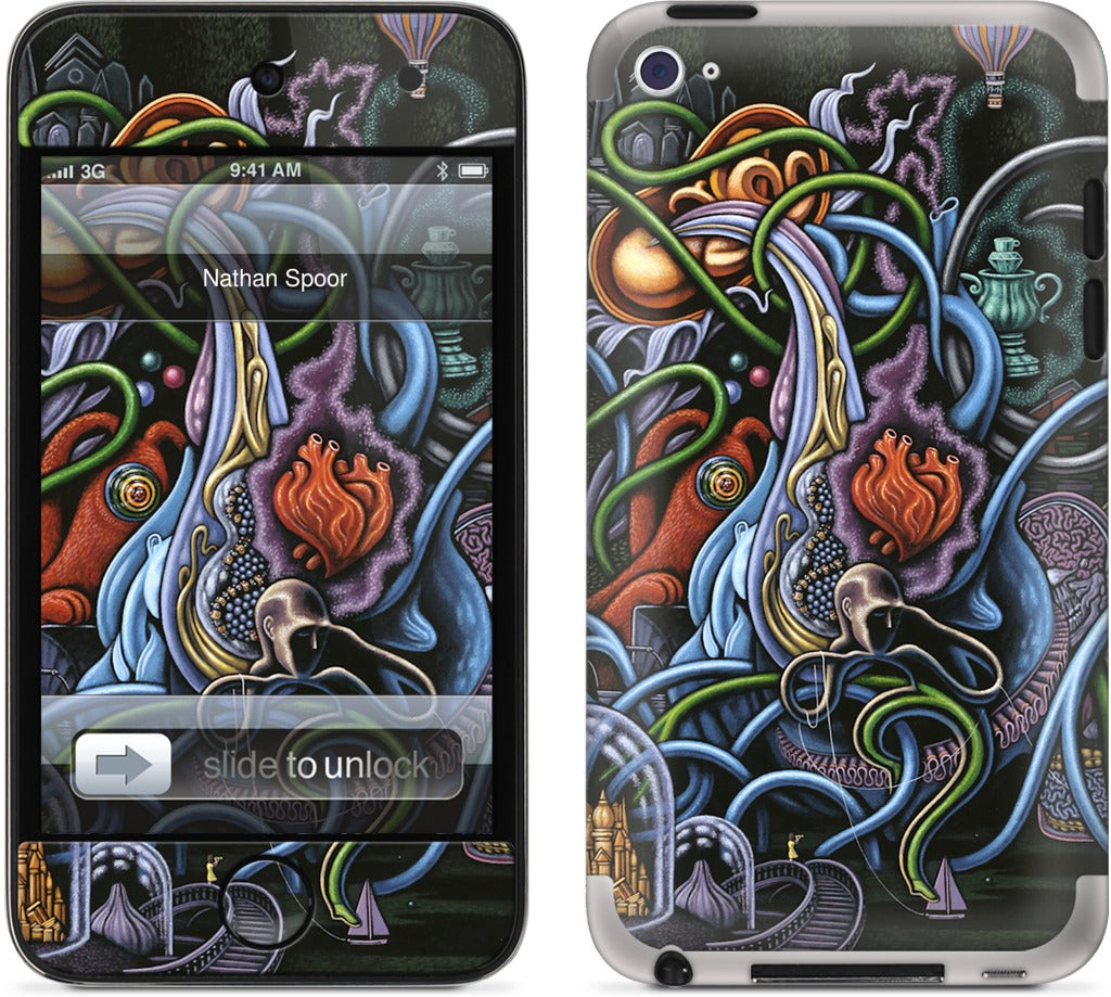 The Glass Menagerie iPod Skin