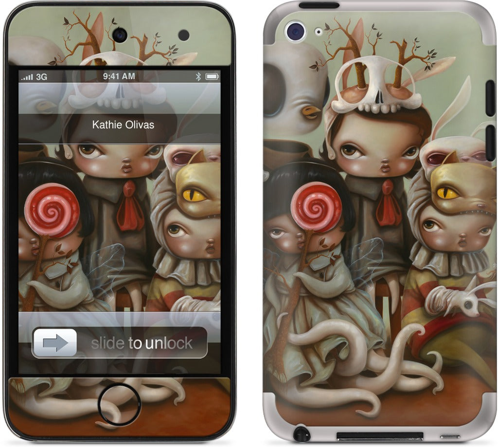 Unconditional iPod Skin