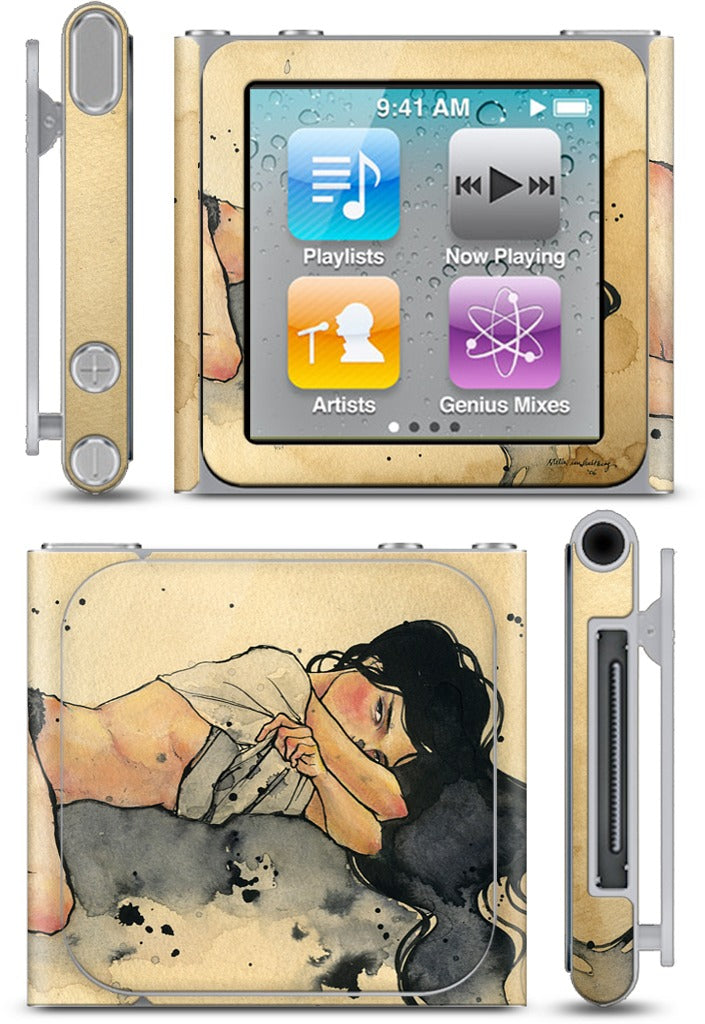 Never Mind iPod Skin