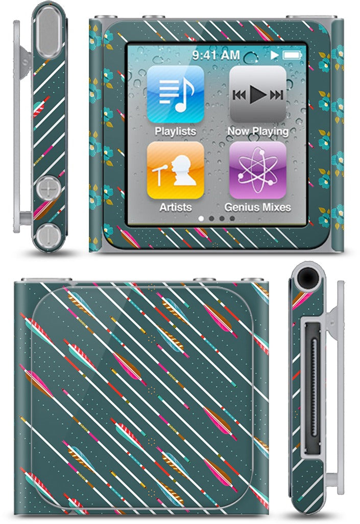 Arrows iPod Skin