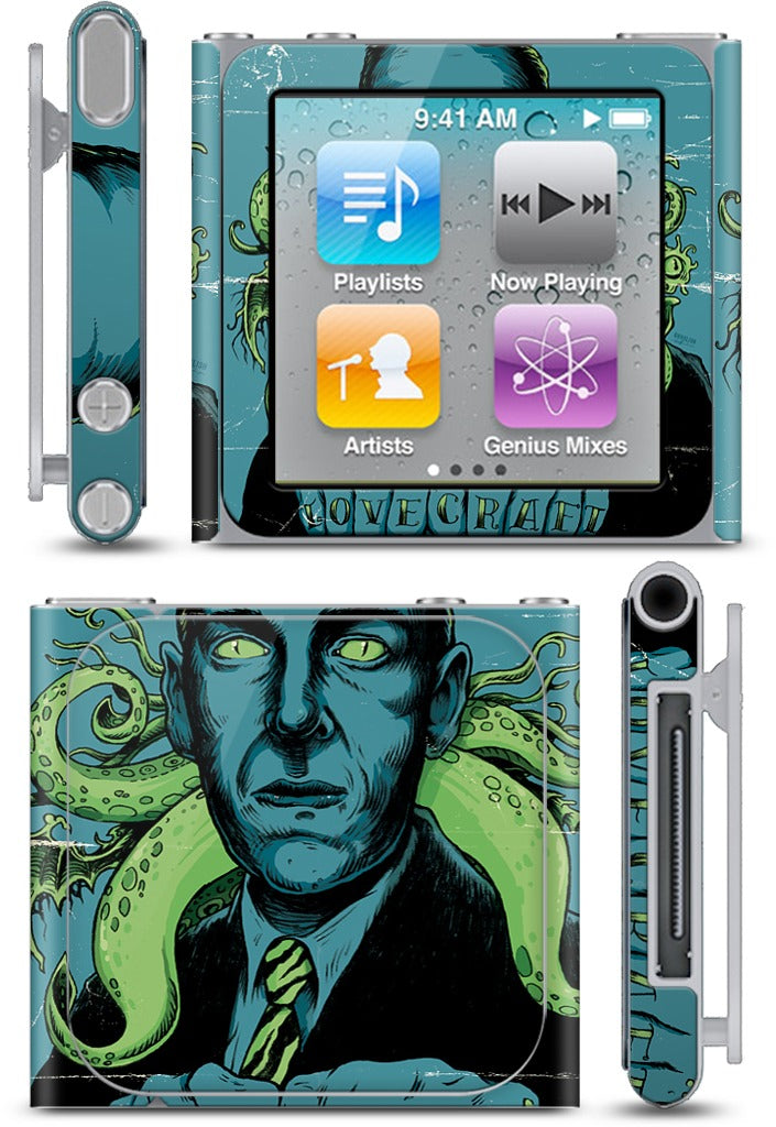 H.P. Lovecraft iPod Skin
