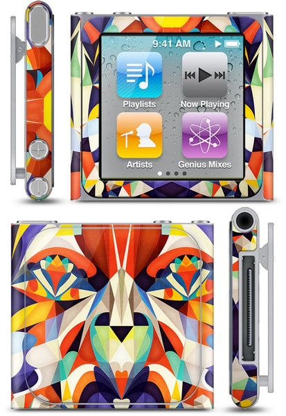 Something to Look At iPod Skin