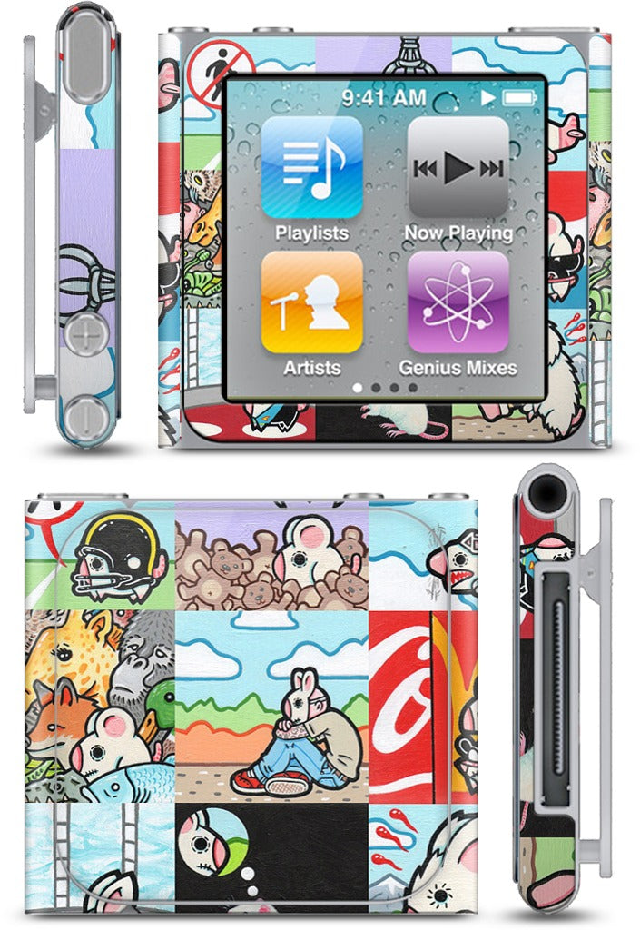 Rat Pack Vol. 1 iPod Skin