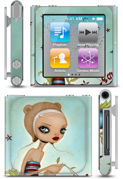 Beguiled iPod Skin