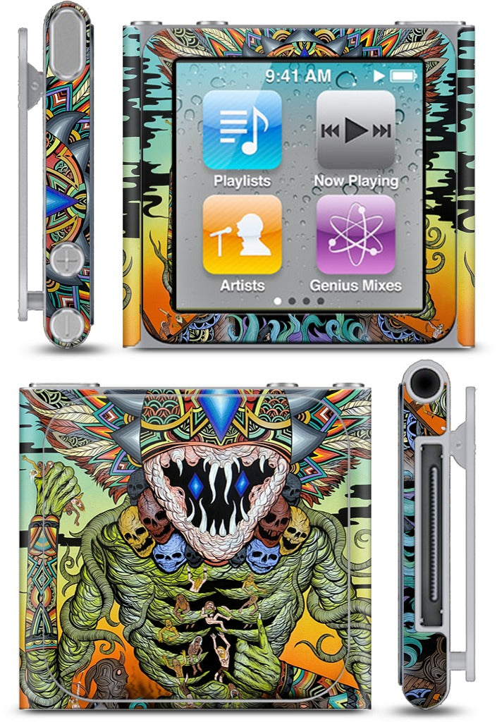 A Gleaming Destroyer iPod Skin