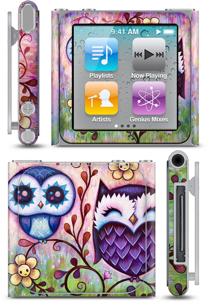Staying Together iPod Skin