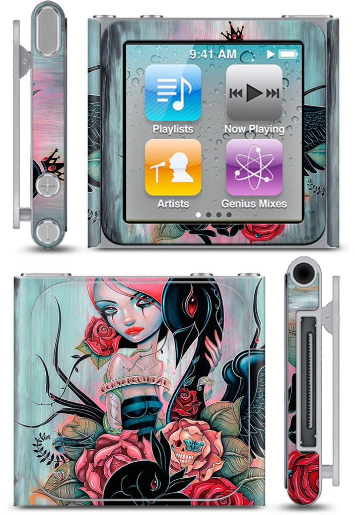 Connected iPod Skin