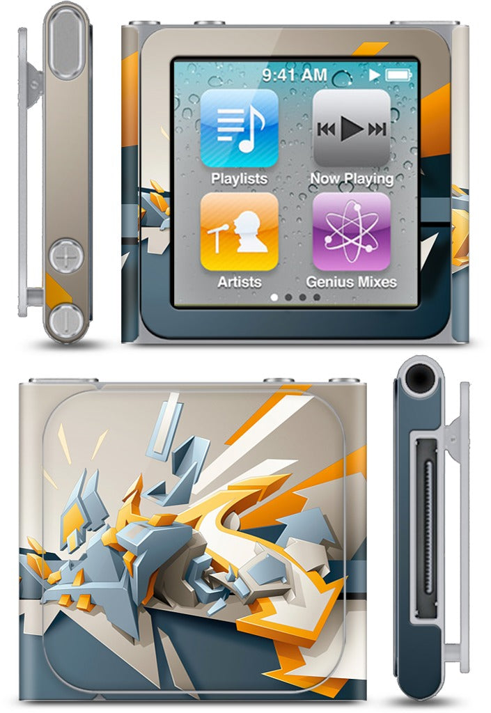All Directions iPod Skin