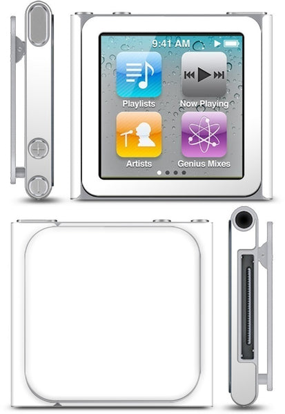 Confusion At The Disco iPod Skin