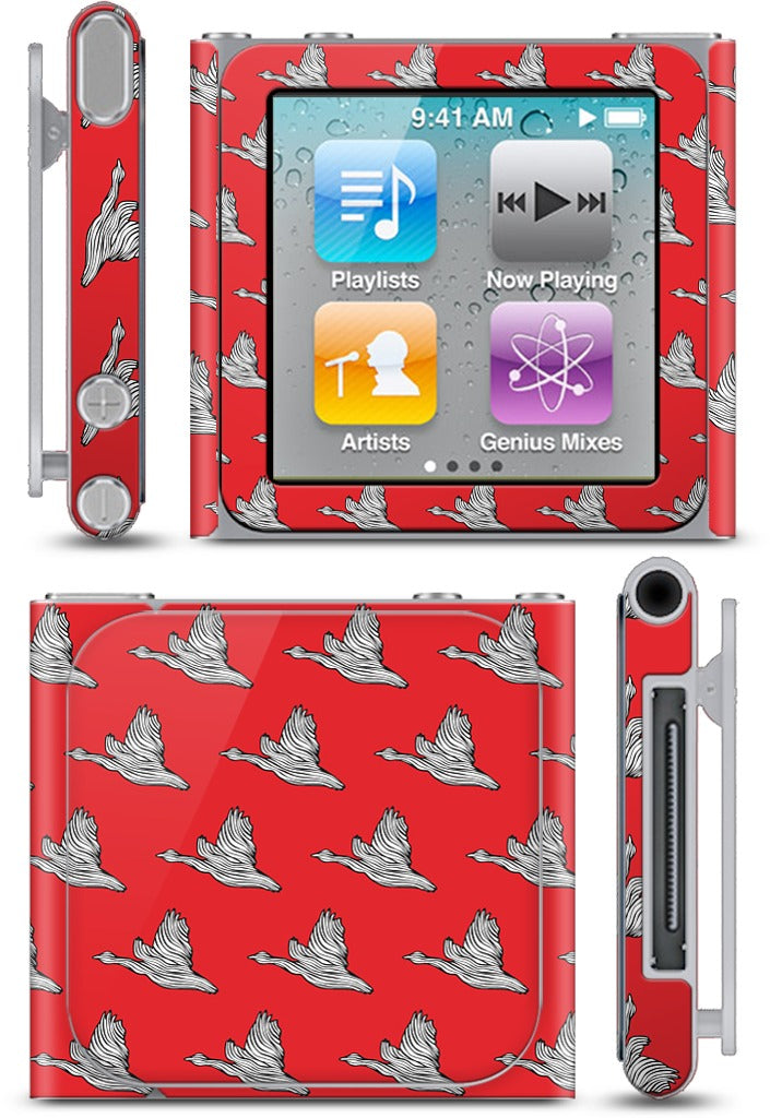 Canada Goose Bird Species iPod Skin