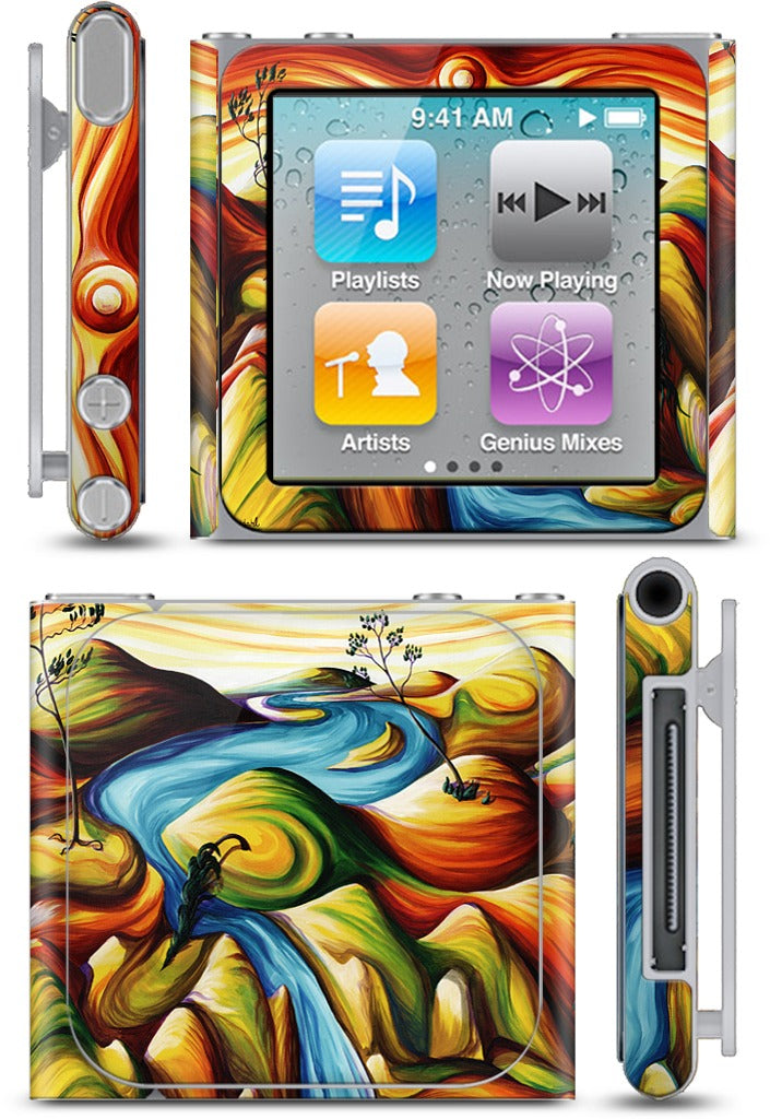 Riverbrook iPod Skin