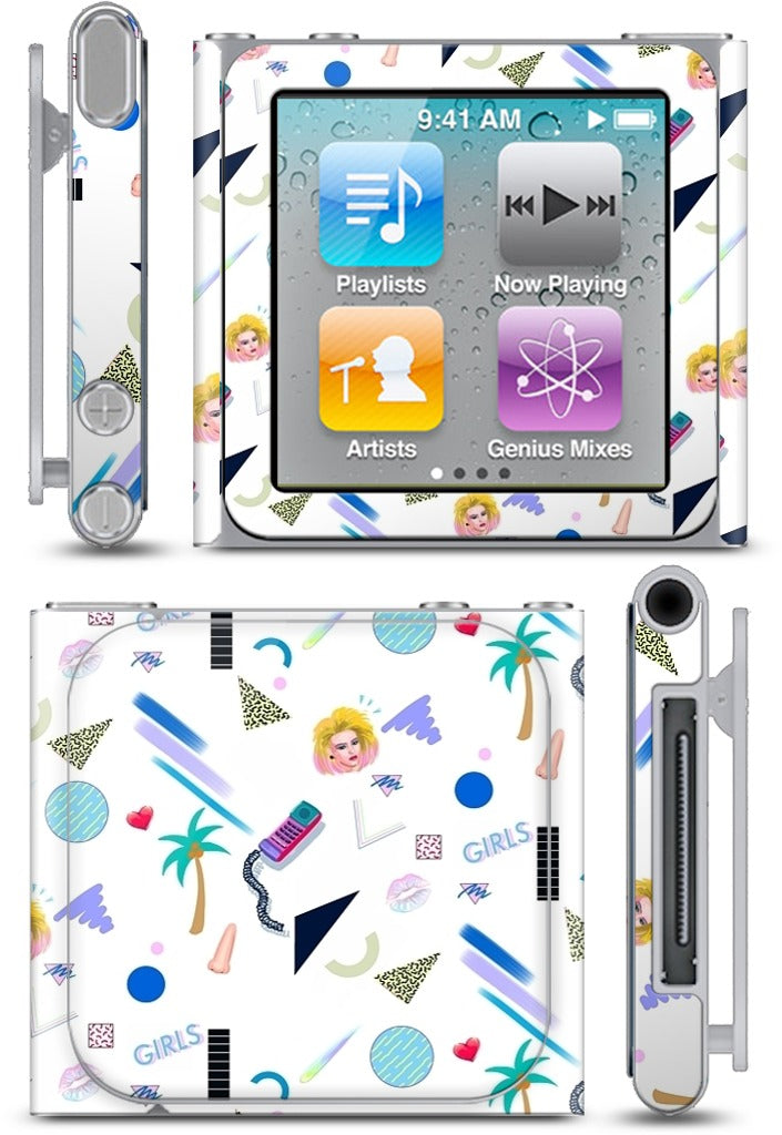 Girls  iPod Skin