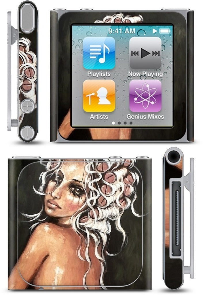 Doin' the Dishes iPod Skin