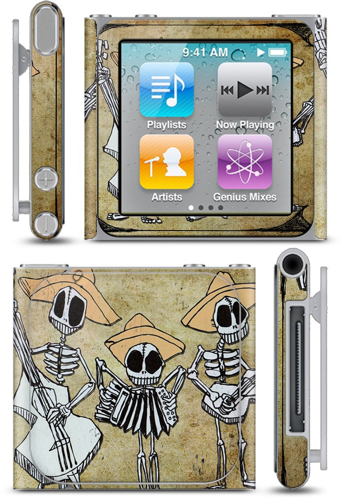 The Band iPod Skin