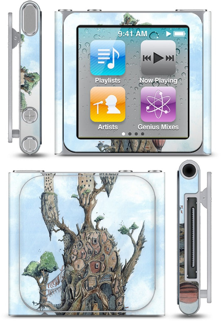 Come Back Home iPod Skin