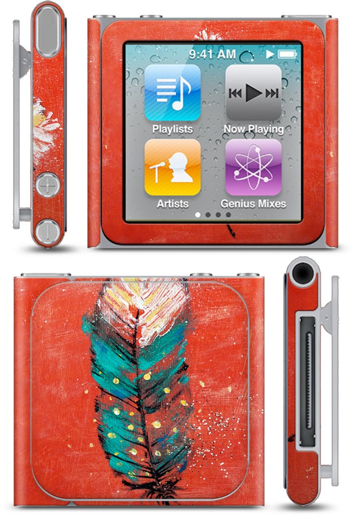 In the Air iPod Skin