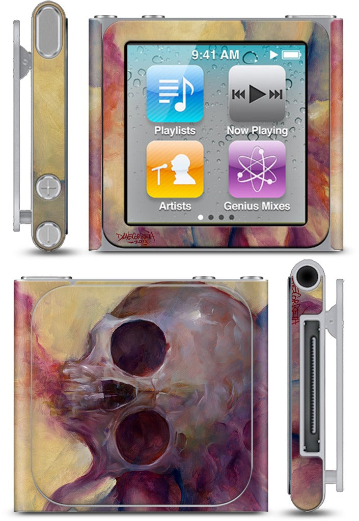 Bloom 4 iPod Skin