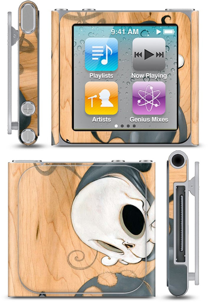 I Can't Get Them Out Of My Mind iPod Skin