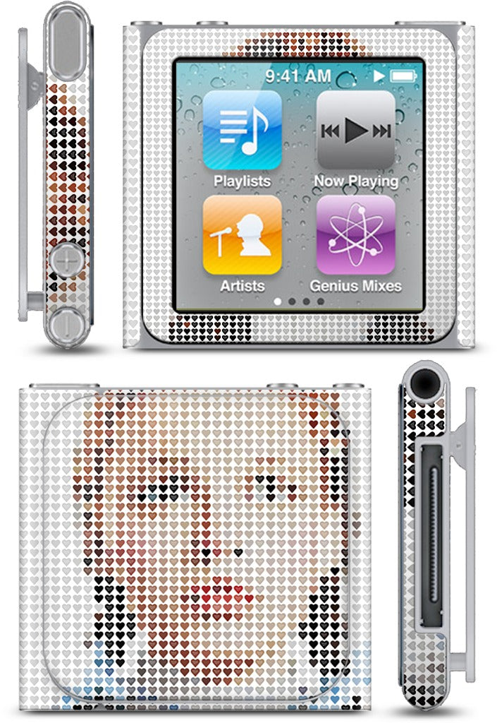 I Heart Dorothy Gale iPod Skin