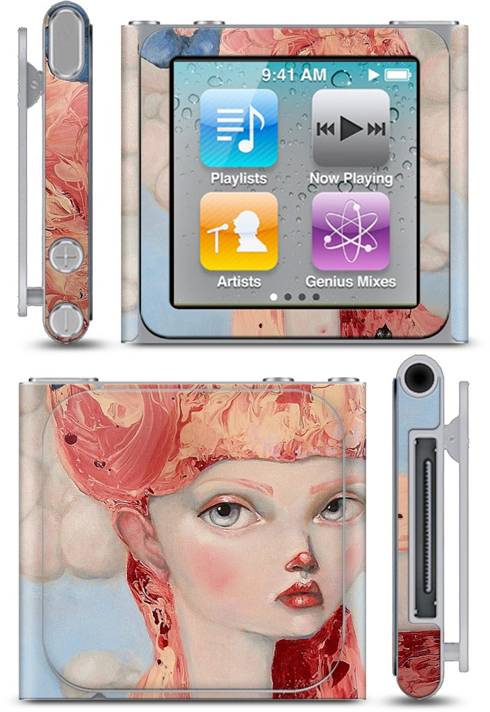 You Too Have Weapons iPod Skin