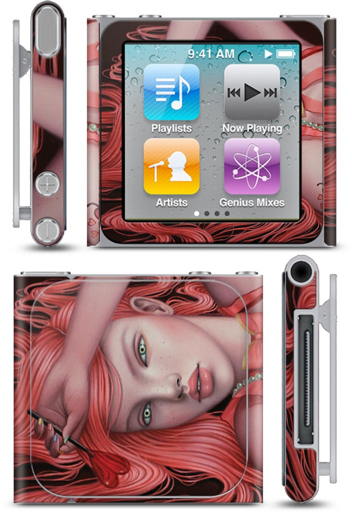 Sugar, Spice and Everything Nice iPod Skin