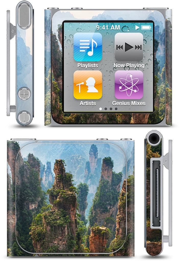 The Spires iPod Skin