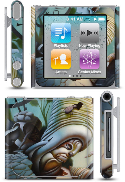 Exquisite Corpse iPod Skin