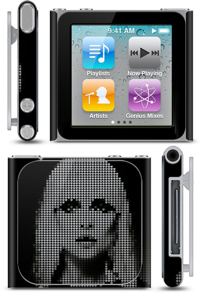 Heart Of iPod Skin