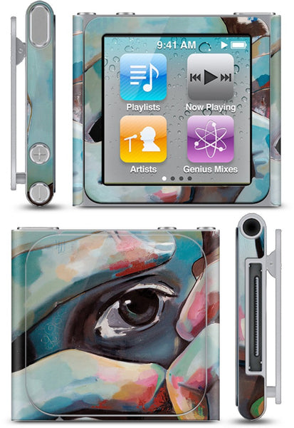 Sunset iPod Skin