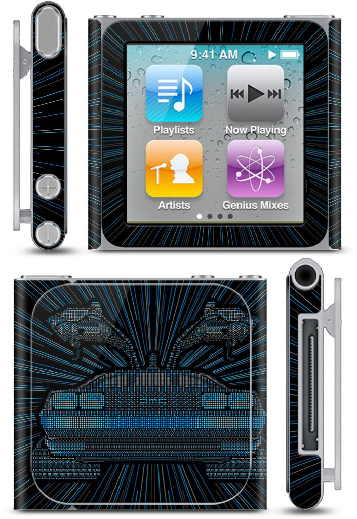 No Roads iPod Skin