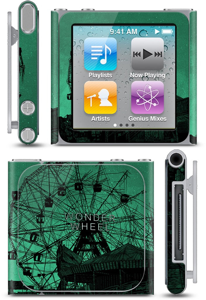 I Have Troubles Today I Had Not Yesterday iPod Skin