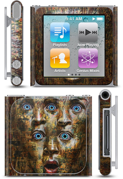 Goats Head Soup iPod Skin