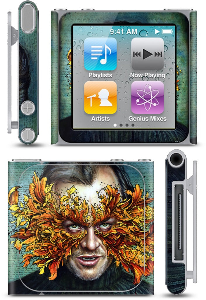 Descent Into Madness iPod Skin