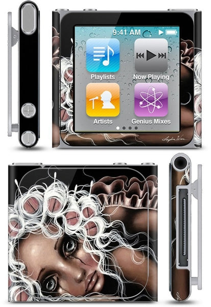 Dryin' the Dishes iPod Skin