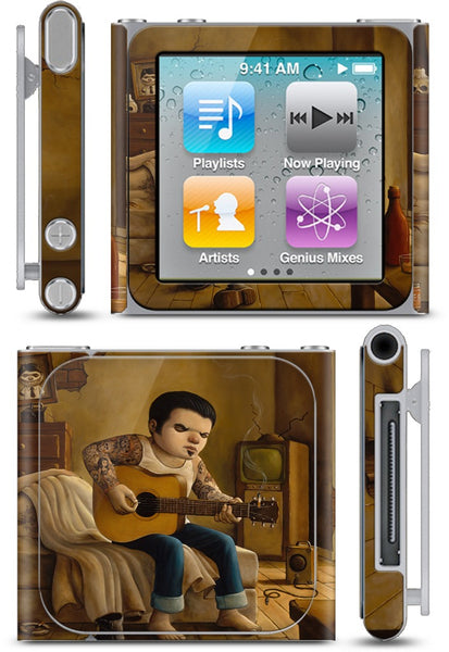 The Man Who Laughs iPod Skin