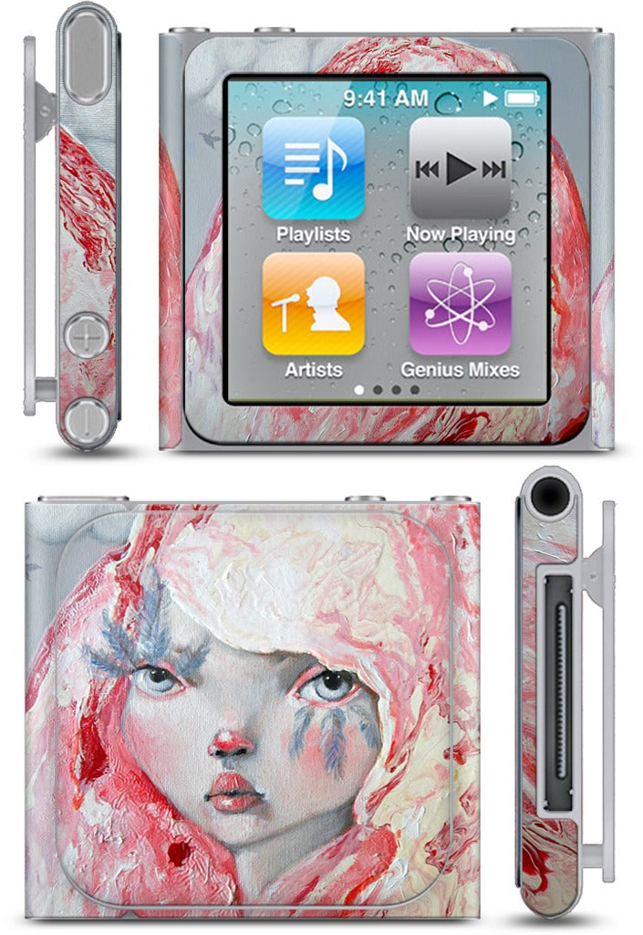 Buy the Ticket Take the Ride iPod Skin