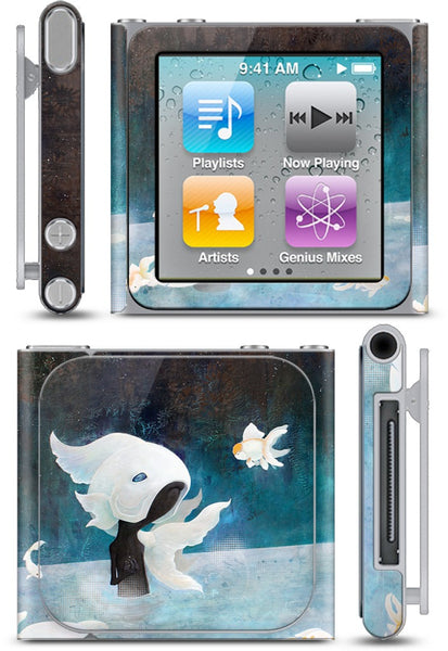 Do You Mind If I Stay For A Bit iPod Skin