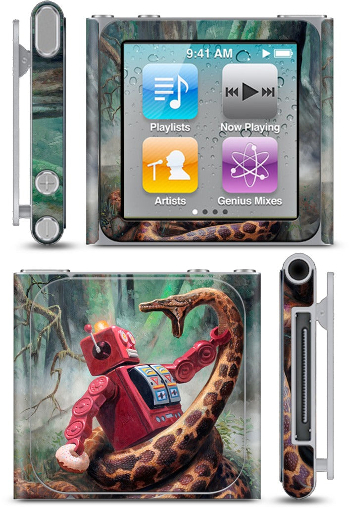 All Wrapped Up iPod Skin