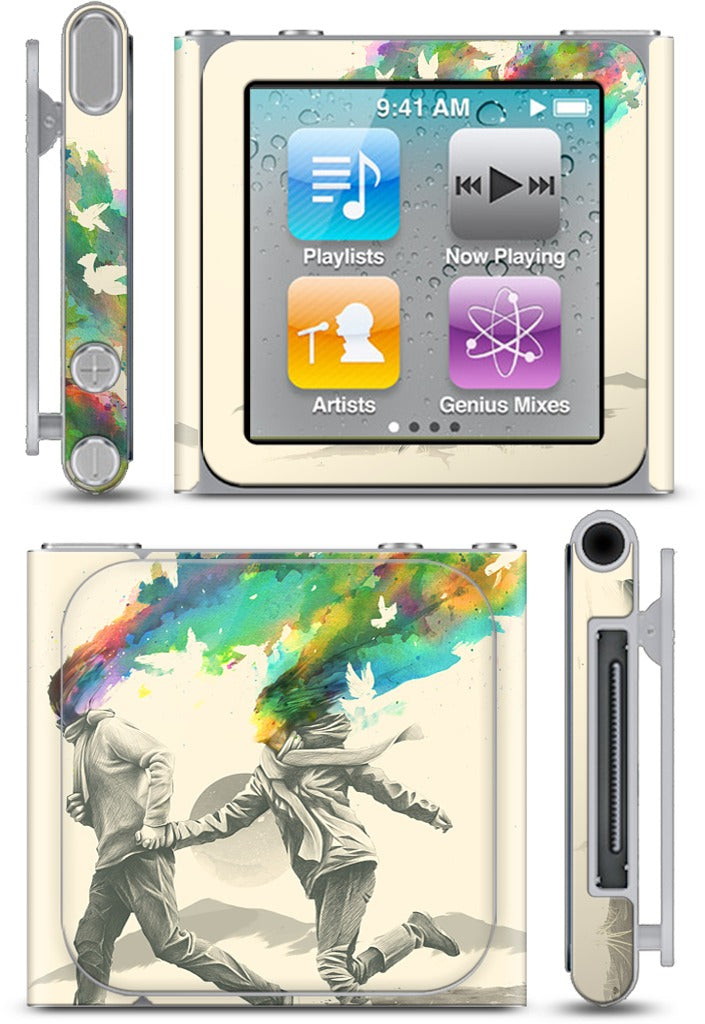 Emanate iPod Skin