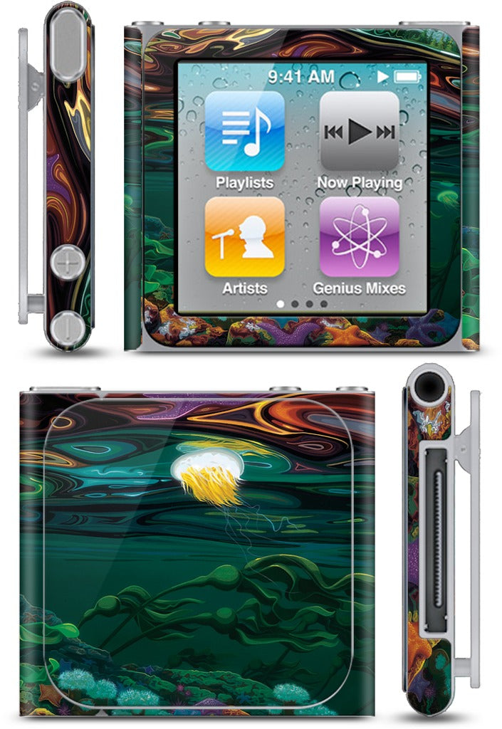Burnaby Narrows iPod Skin