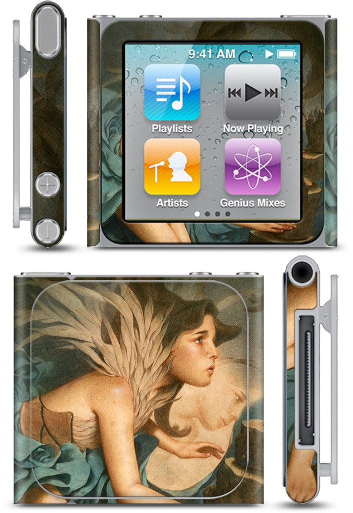 And Our World Came Tumbling After iPod Skin