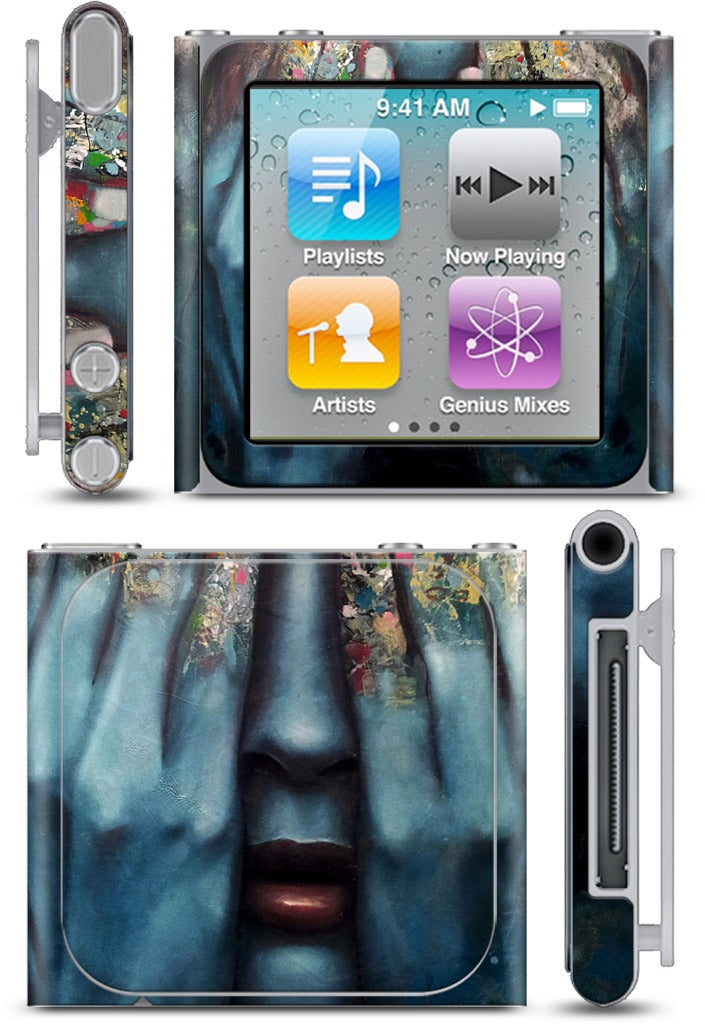 It Is Over iPod Skin