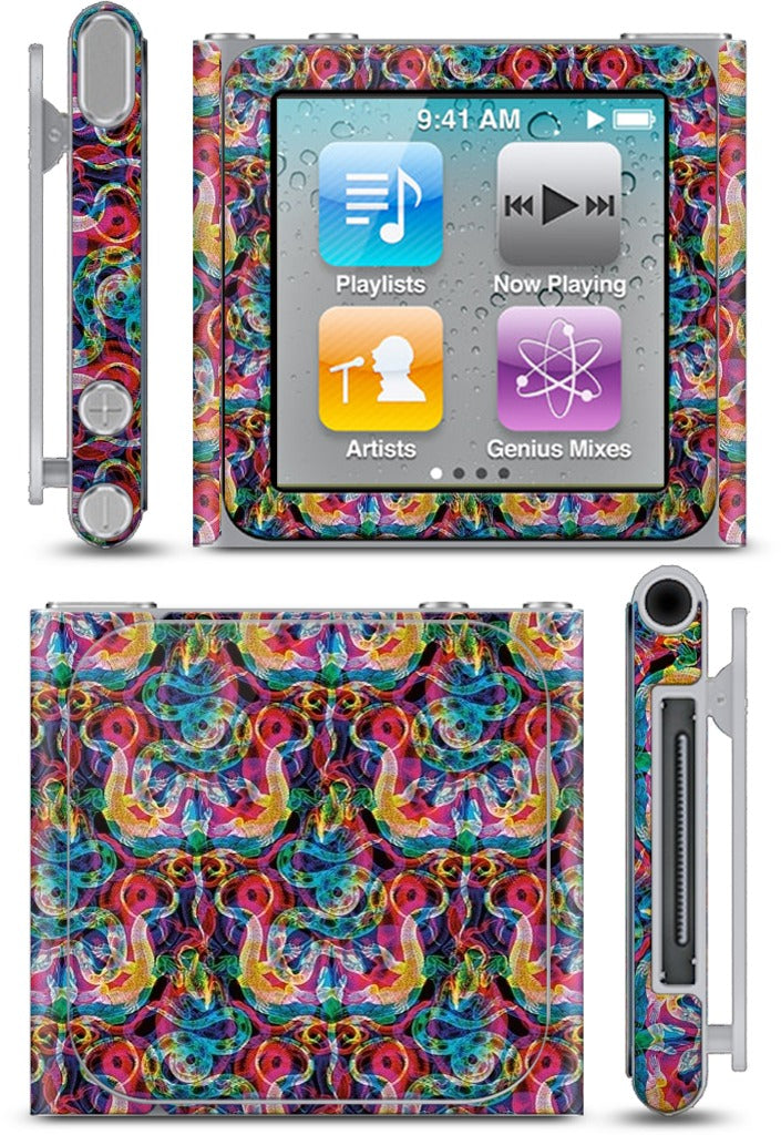 Damasco N.2 iPod Skin