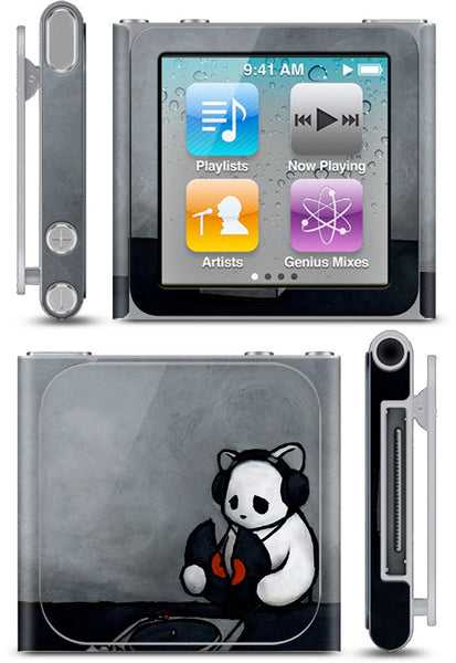 The Soundtrack (To My Life) iPod Skin