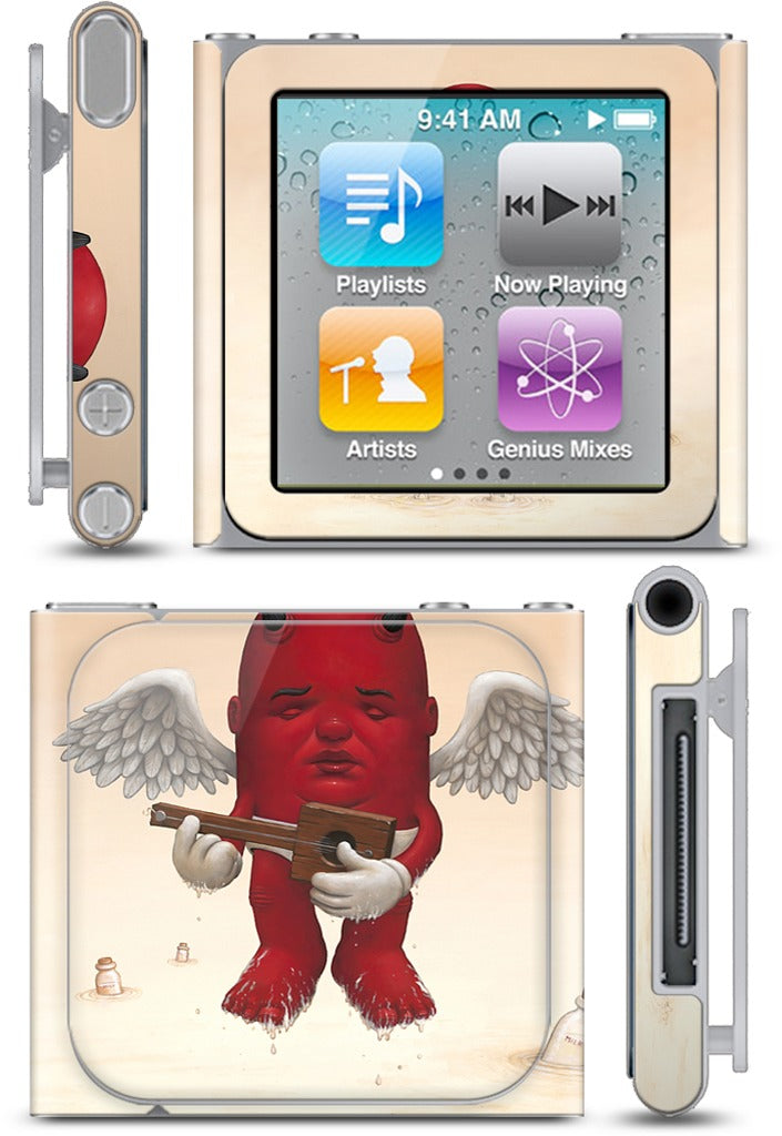 Soothing The Soul iPod Skin