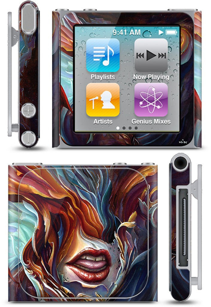 You Can Never Go Back iPod Skin