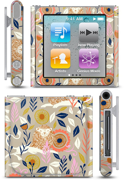 Hide and Seek iPod Skin